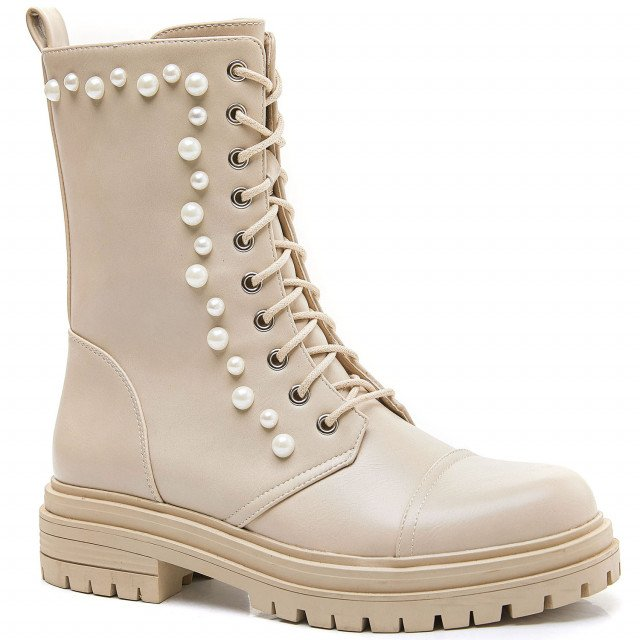 Ideal Boots, beige